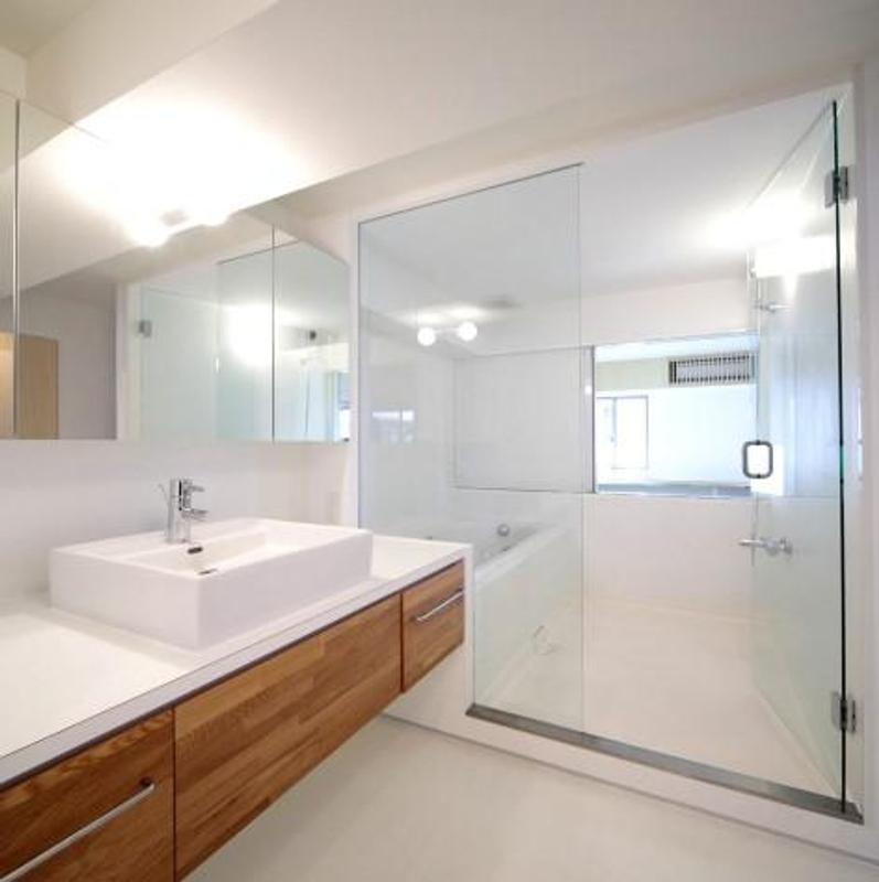 Ideas minimalistas modernas del cuarto de baño for Android - APK ...