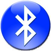 Bluetooth ファイル転送 アイコン