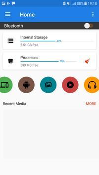 Bluetooth Files Transfer screenshot 2