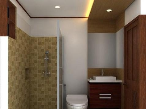 Modern Bathroom Design Ideas poster