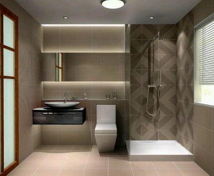 Modern Bathroom Designs poster