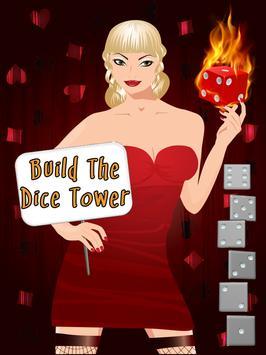 The Dice Tower Block Game screenshot 1