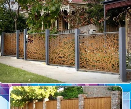 Modern Fence Design apk screenshot