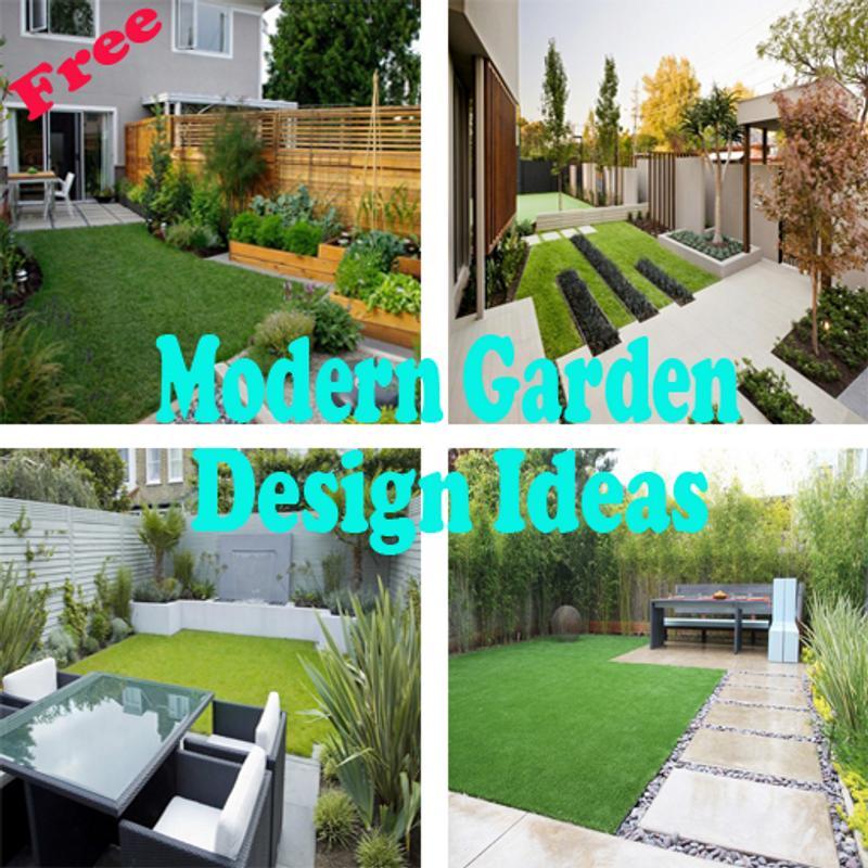 Modern Garden Design Ideas Screenshot 8