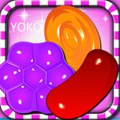 Candy Yoko Purple 2017 icon
