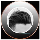 modern hairstyles men icon