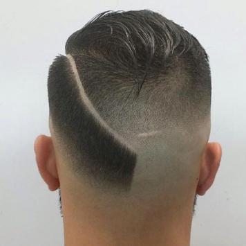 modern hairstyles men apk screenshot