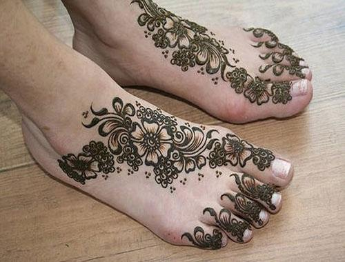 Modern Henna Foot Design For Android Apk Download