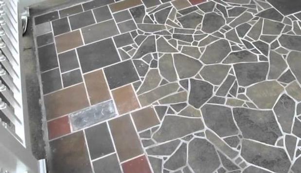 Modern Home Tile Design screenshot 2