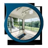 Modern Home Window Design icon