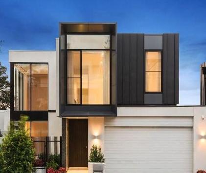 Modern Minimalist Home Design screenshot 1