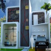 Modern House Concept icon