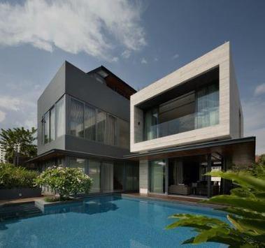 Modern House Design poster