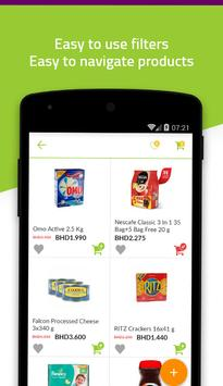 Machla - Grocery Shopping & Delivery in Bahrain apk screenshot