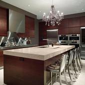 modern kitchen design icon