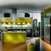 Modern Kitchen Designs icon