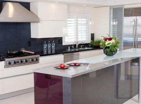 Modern Kitchen Designs poster