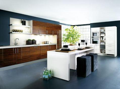 Modern Kitchen Designs screenshot 2
