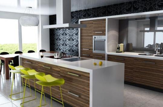 Modern Kitchen Designs screenshot 4