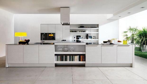 Modern Kitchen Designs screenshot 5