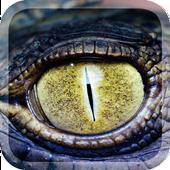 Toothy Crocodiles LWP icon