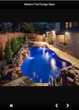Modern Pool Design Ideas poster