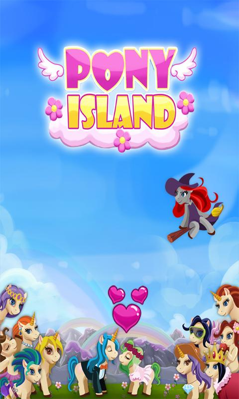 Use Accessories To Link Your Island To The Rest Of Your: Pony Village Friendship Town For Android