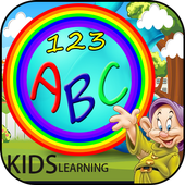 Learn ABC and 123 for Kids Learning icon