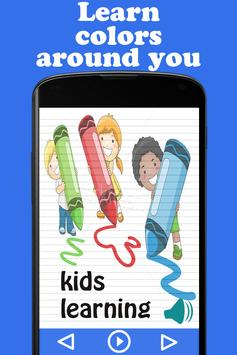Learn ABC and 123 for Kids Learning poster