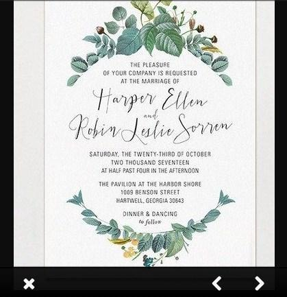 Modern Wedding Invitation Wording For Android Apk Download