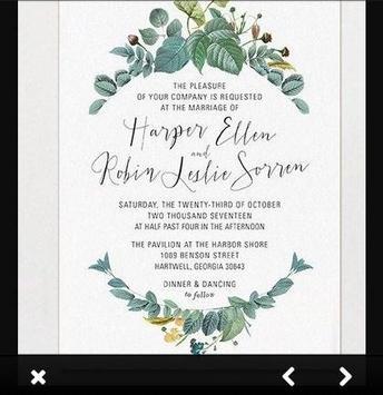 Modern Wedding Invitation Wording Screenshot 5