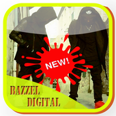 male style street mode Swag icon