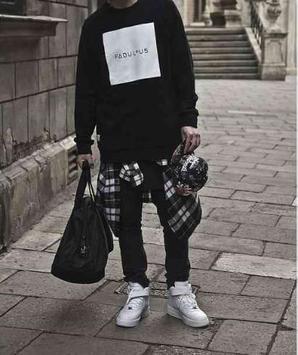 male style street mode Swag screenshot 1