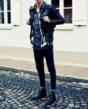 male style street mode Swag screenshot 4