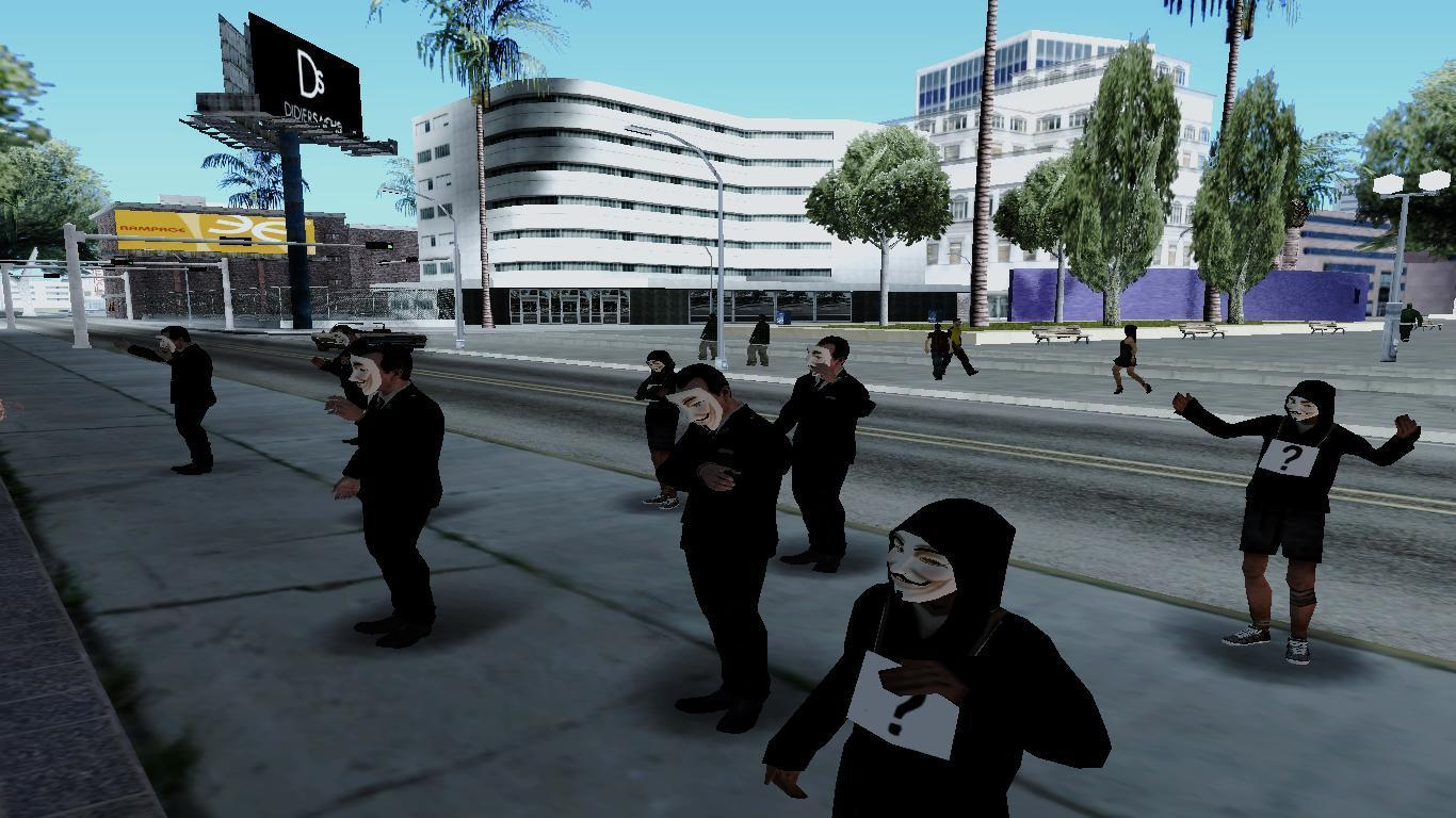 Mod GTA SA Android for Android - APK Download