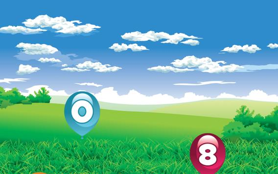 Number Balloon Pop screenshot 7
