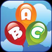 Alphabet Balloon Pop icon