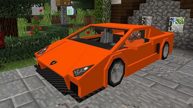 vehicle mods minecraft
