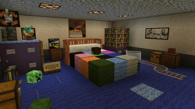 Freddy's Mod FNAF for Minecraft Pocket Edition screenshot 7