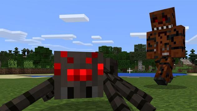 Freddy's Mod FNAF for Minecraft Pocket Edition screenshot 9