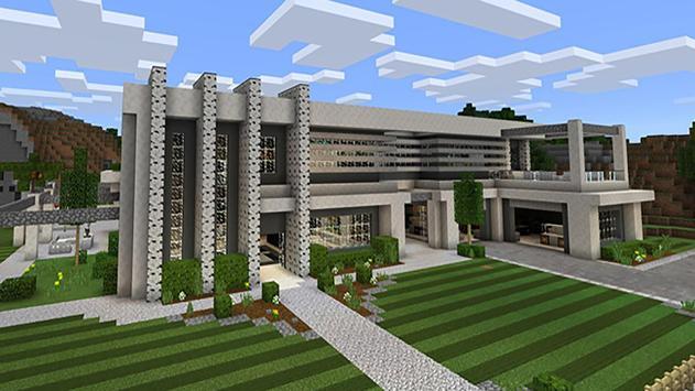 House MCPE Maps For Minecraft APK Download Free Entertainment APP - Minecraft hauser download kostenlos