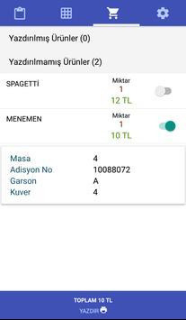 ModPOS Order screenshot 5