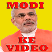 Modi ke Speeches-Videos icon