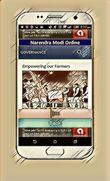 Narendra Modi Online apk screenshot