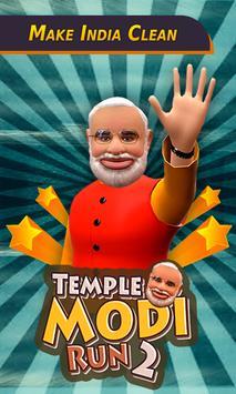 Temple Modi Run 2 screenshot 1