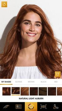 Clairol MyShade apk screenshot