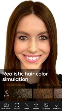 Hair Color Studio apk screenshot