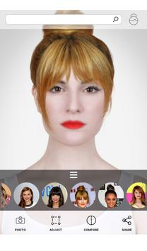 Instant Celebrity Makeover apk screenshot