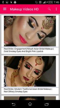 Bridal Makeup Videos HD poster