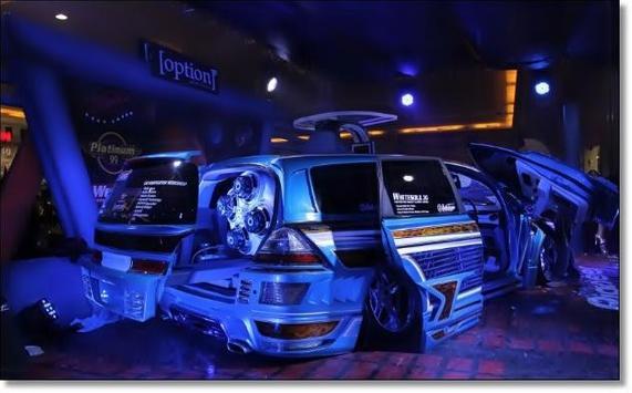 Modification Cool Car Contest apk screenshot